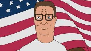 Watch Hank Hill singing Red Hot Chili Peppers