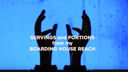 Jack White presents... 'Servings and Portions from my Boarding House Reach'