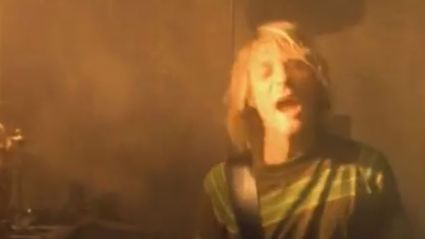 "Nirvana's ""Smells Like Teen Spirit"" in a Major key sounds like a Hanson song"