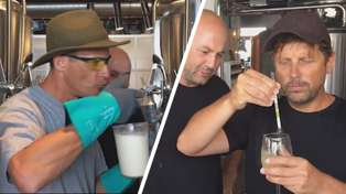 Matt & Jerry are brewing some Foos & Weeze