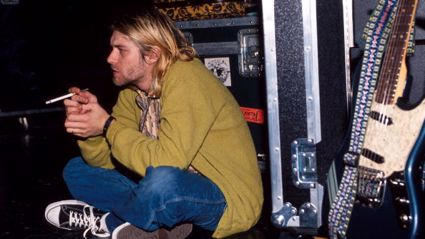Some rare and previously unreleased Nirvana demos have been shared online