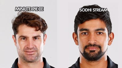 The official Blackcaps T20 squad nicknames vs Pakistan