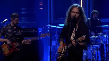"Watch The War On Drugs play ""Pain"" live on 'The Tonight Show'"