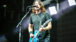 Photos of the Foo Fighters live in Auckland