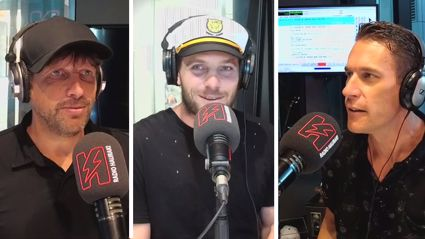 Matt & Jerry interview Mitchell McClenaghan-Again-Again-Again