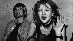 Courtney Love pays tribute to her late husband Kurt Cobain