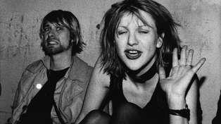 Courtney Love pays tribute to her late husband Kurt Cobain
