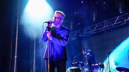 Photos of The National live at Villa Maria