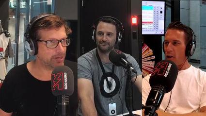 G Lane explains to Matt & Jerry his hiring policy...