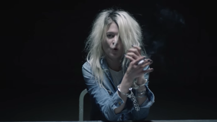 "Watch the video for the new song ""List of Demands (Reparations)"" by The Kills"