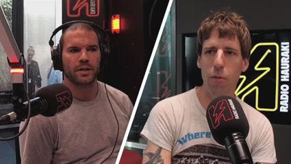 Matt Ward interviews The D4