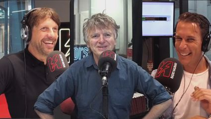 Watch Matt & Jerry interview Neil Finn