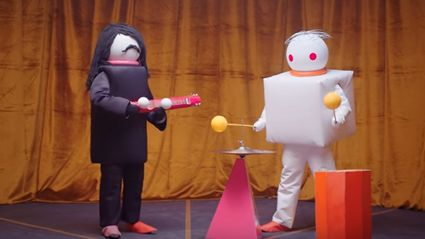 Watch the video for Caught Up by Death From Above 1979