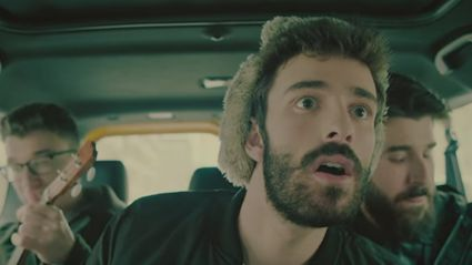 """Watch the video for """"Sober Up"""" by AJR (featuring Rivers Cuomo)"""