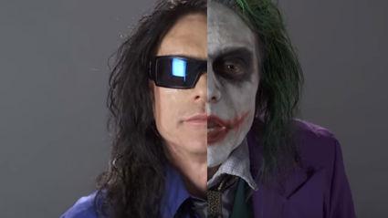 Watch Tommy Wiseau's Joker audition tape