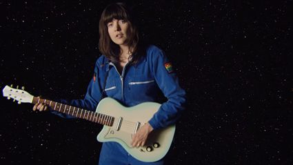 """Watch the brand new Courtney Barnett video for """"Need A Little Time"""""""