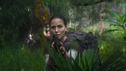 Review: Annihilation is the big screen experience of the year