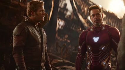 Watch the latest trailer for 'Avengers: Infinity War'