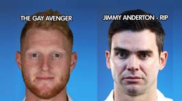 The ACC's official England team nicknames for the Pink Ball Test