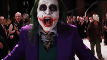 Some genius edited Tommy Wiseau's Joker into 'The Dark Knight'
