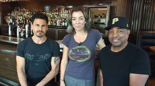 Georgia Cubbon interviews Brad Wilk & Chuck D from Prophets Of Rage