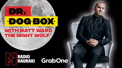 Win with Dr. Dog Box aka The Night Wolf