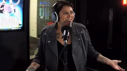Matt & Jerry interview Anika Moa