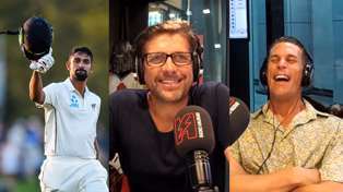 "Matt & Jerry interview Ish ""the Dish"" Sodhi"