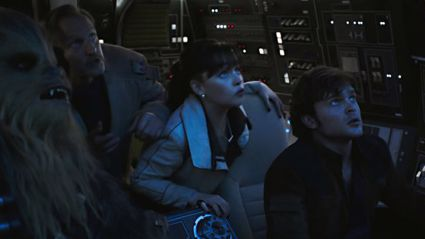 Watch the brand new trailer for 'Solo: A Star Wars Story'