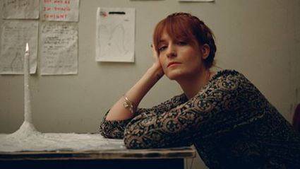"""Listen to the brand new song from Florence + The Machine called """"Sky Full Of Song"""""""