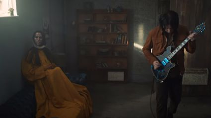 "Watch the official video for Jack White's ""Over and Over and Over"""