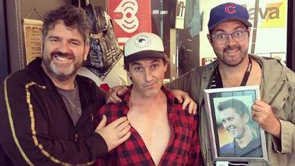 Scotty J & James McOnie interview Survivor NZ host Matt Chisholm