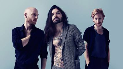 """Biffy Clyro is a marriage of three, but """"we make it work'"""""""