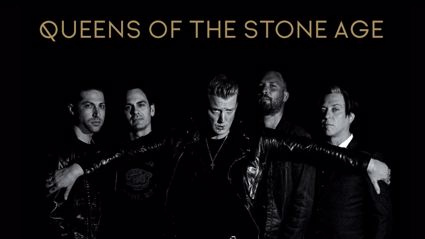 Queens Of The Stone Age return to New Zealand