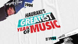 Hauraki's Greatest Year Of Music