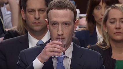 """INTERROGATING ZUCKERBERG"" - A Bad Lip Reading"