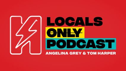 Locals Only Podcast: Episode 1 - Joe Walsh & Bryan Bell