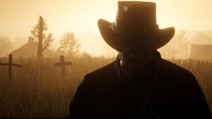 Watch the official trailer for 'Red Dead Redemption 2'