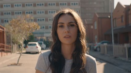 "Watch the brand new video for Amy Shark's ""I Said Hi"""