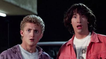 Bill & Ted are back... Excellent!!!