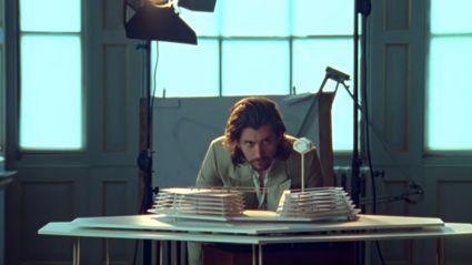 "Watch the official video for Arctic Monkeys lead single ""Four Out Of Five"""
