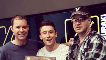 Locals Only Podcast: Episode 5 - Jeremy Eade (Garageland)