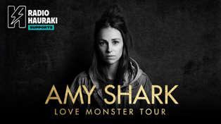Radio Hauraki is proud to support Amy Shark live in NZ!