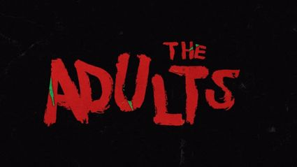 "Watch the brand new video from The Adults for ""Bloodlines"" (feat Estère & JessB)"