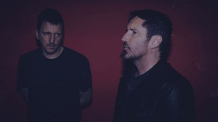 Listen to Trent Reznor talk about the new NIN album 'Bad Witch'