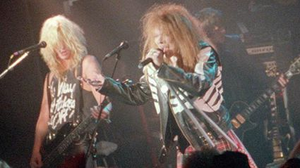 """GNR release previously never before seen video for """"It's So Easy"""""""
