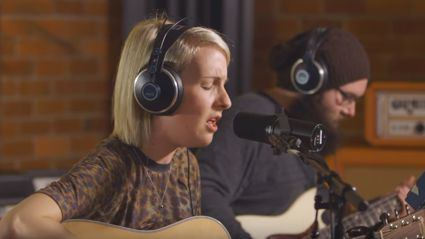 Watch Decades' Roundhead Studios Session