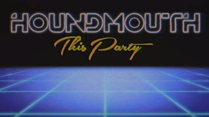 "Listen to the new song by Houndmouth called ""This Party"""