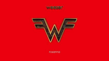 "Listen to Weezer's awesome cover of ""Rosanna"" by Toto"