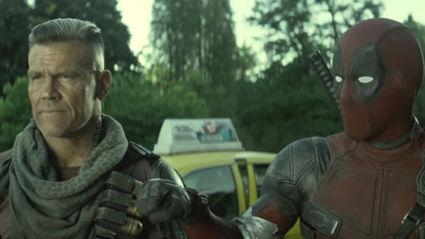 'Deadpool 2' hilariously thanks you